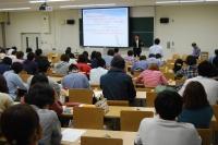 岡山大学で講義をさせて頂きました。