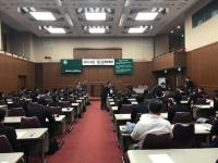 岡山県中小企業家同友会主催 入社式・新入社員研修に参加